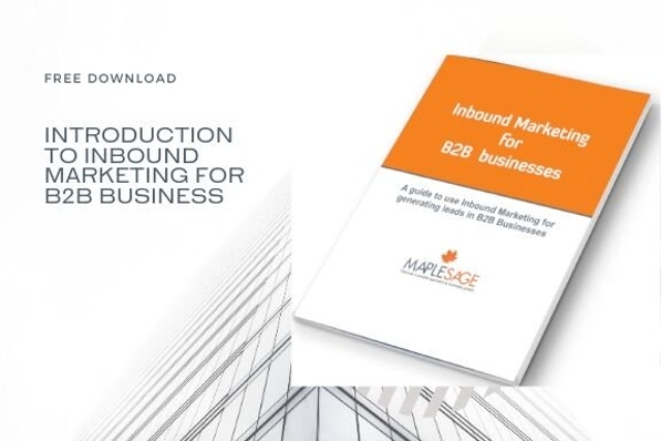 An introduction to inbound marketing for b2b businesses