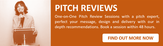 Pitch reviews