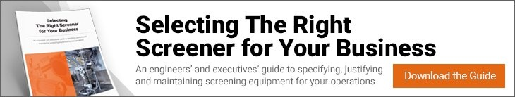 Selecting the right screener for your business