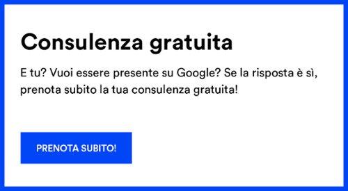 Perché bisogna essere presenti su Google