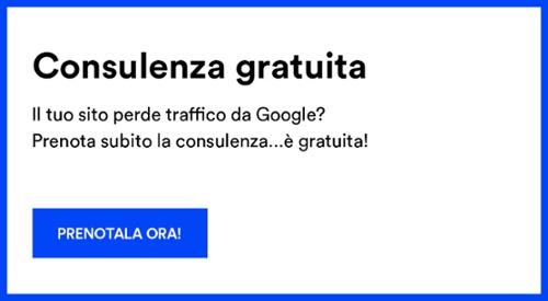 Come fermare la perdita di traffico da Google