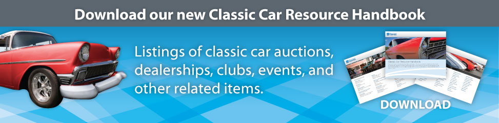 Free Ground Shipping for Classic Cars - West Coast