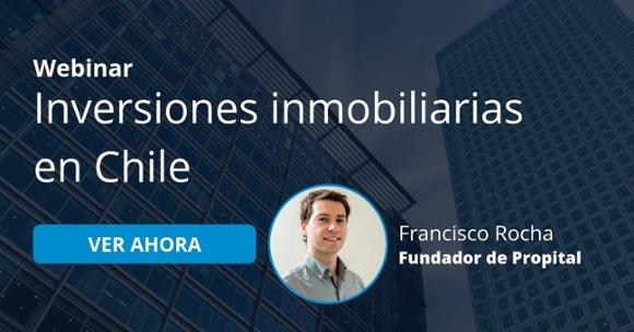 inversiones inmobiliarias en chile