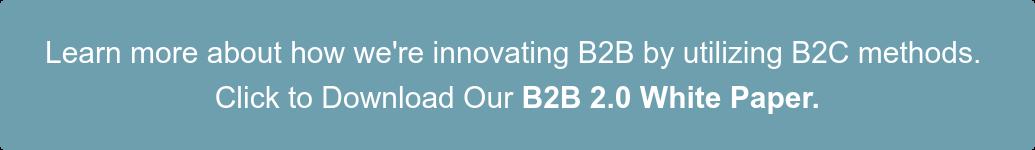 b2b 2.0