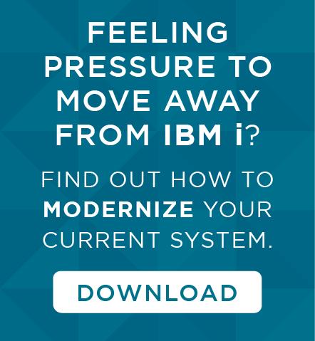 Briteskies Modernize IBM i Deep Dive