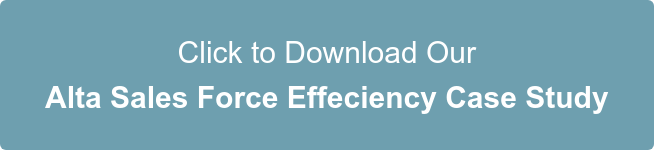 Click to Download Our Alta Sales Force Effeciency Case Study