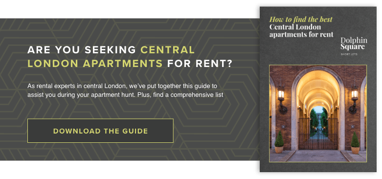 Central London Apartments For Rent Blog Call To Action