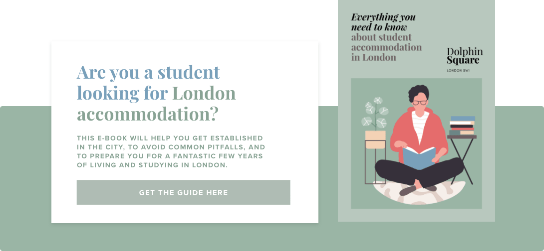 Student Accommodation In London Call To Action