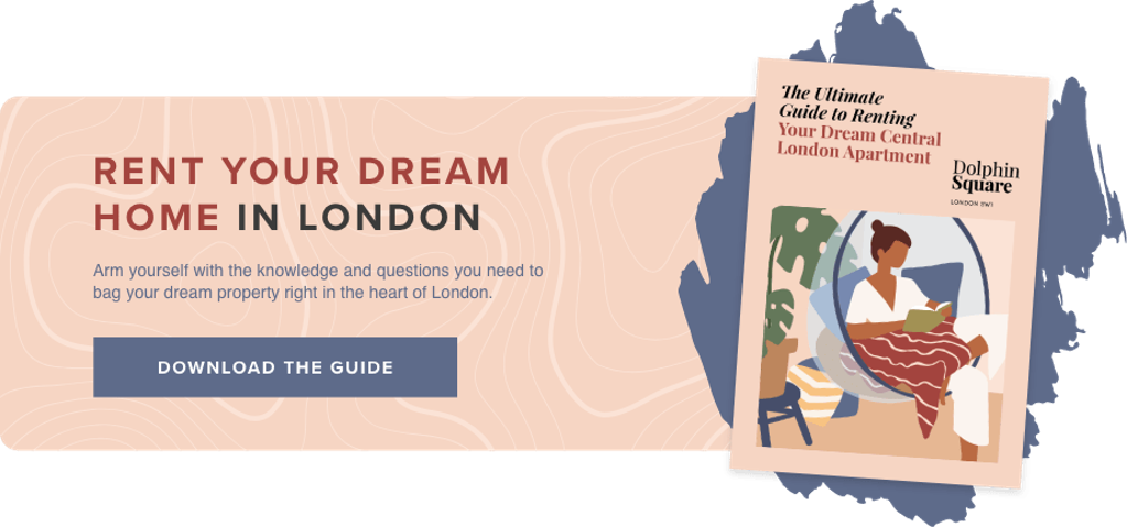 Dream Central London Apartment - Blog Call To Action