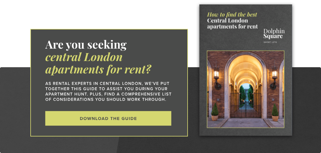 Central London Apartments For Rent In-line Call To Action