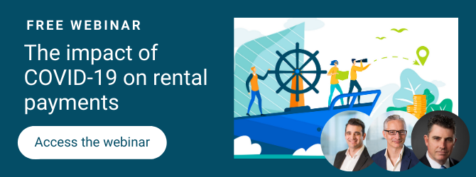 free webinar - impact of COVID 19 on rental payments