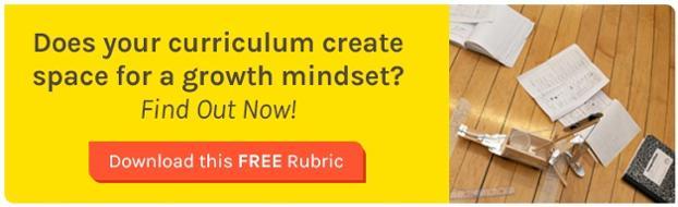 Free Rubric for STEM Curriculum