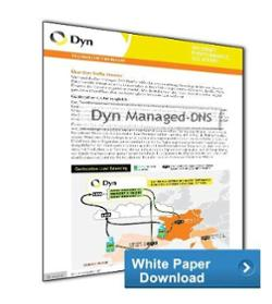 Dyn Managed DNS