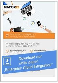 Matrix42 White Paper Enterprise Cloud Integration