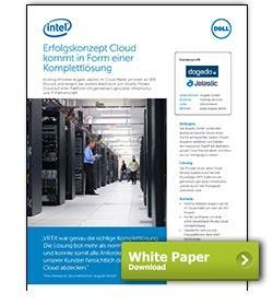 Dell White Paper Erfolgskonzept Cloud kommt in Form einer Komplettlösung