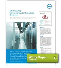 Dell White Paper Ein Hosting - Serviceprovider für agiles Business