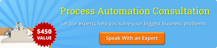 Free Process Automation Consultation