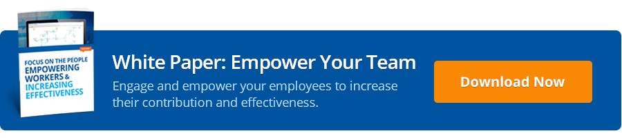 Free White Paper: Empowering Workers & Increasing Effectiveness