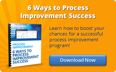6 Ways to Process Improvement Success