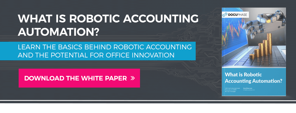 What is Robotic Account Automation?