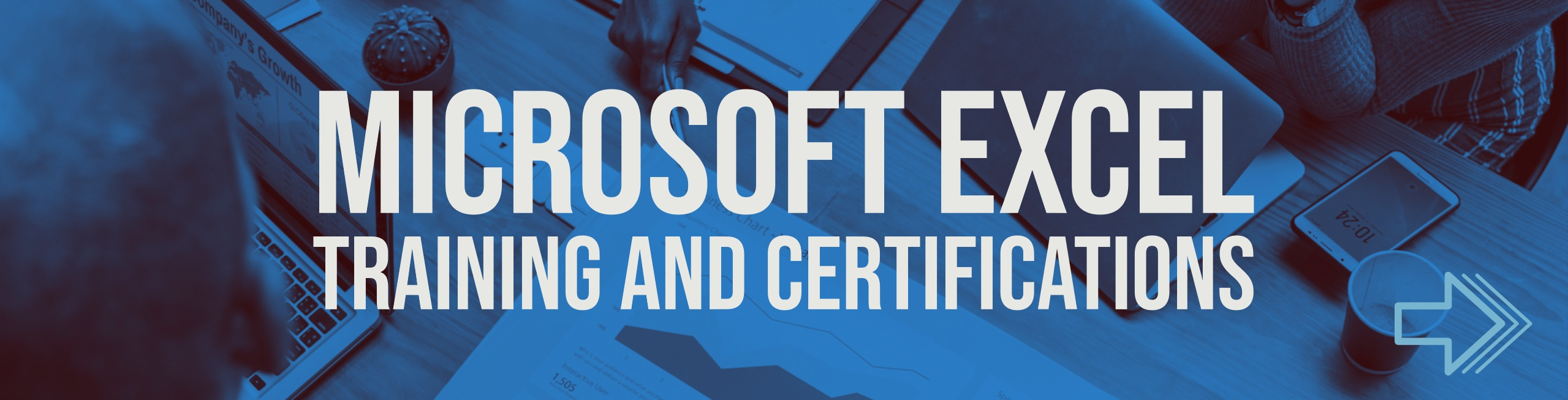 New Horizons Computer Learning Centers Excel Training and Certification