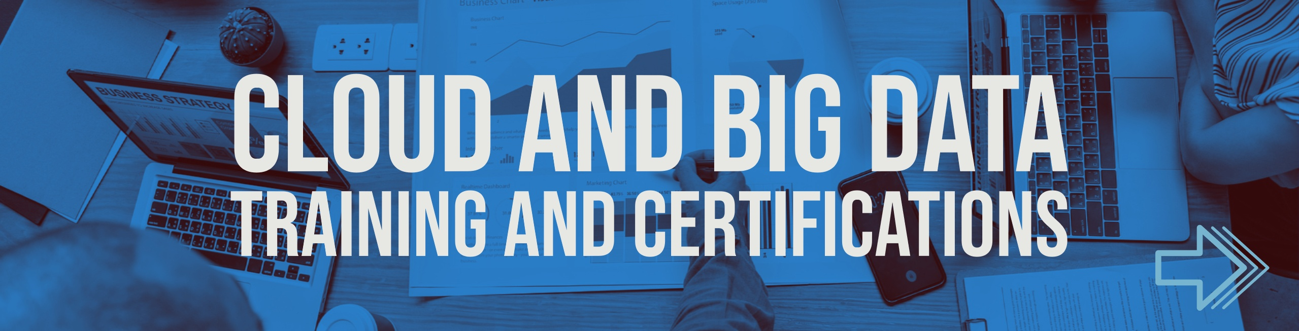 Cloud and Big Data Training and Certification at New Horizons