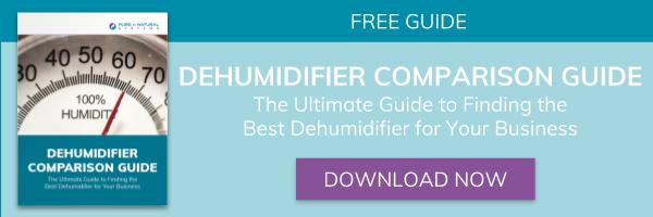 Commercial Dehumidifier Comparison Guide