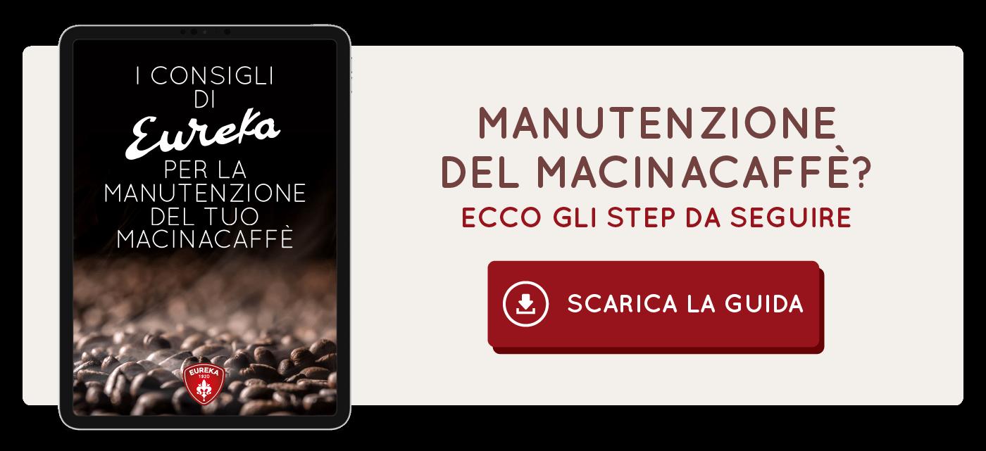 Manutenzione del macinacaffè? Ecco gli step da segurie