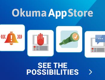 Okuma App Store - See Possibilities