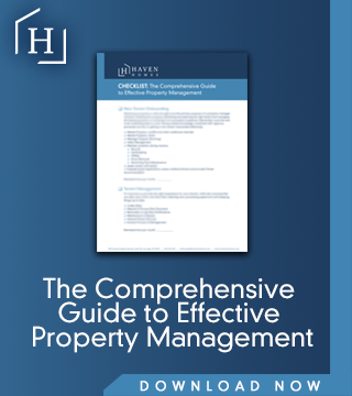 Checklist - The Comprehensive Guide to Effective Property Management