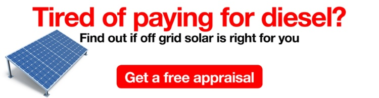 How much will Off Grid Solar save YOU?