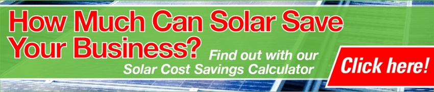 How much can solar save your business?