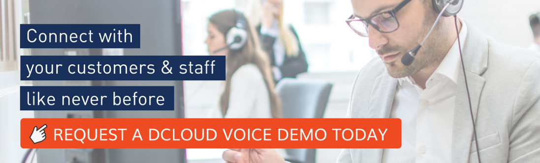 Book your DCloud Voice demo today