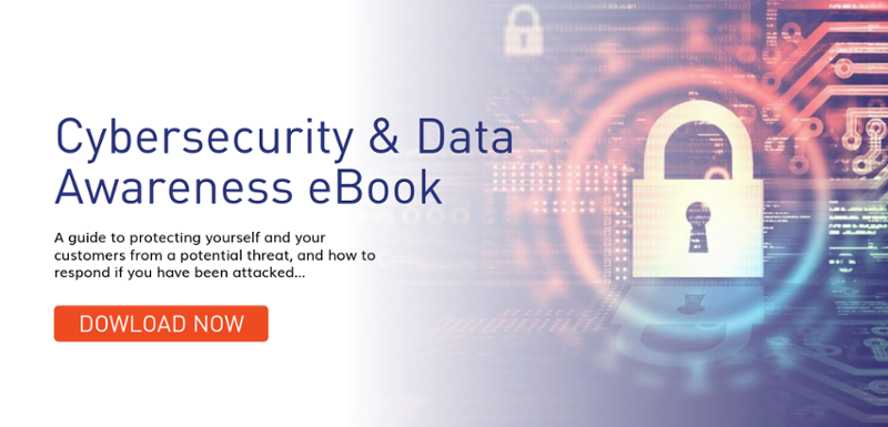 Cybersecurity and Data Awareness eBook