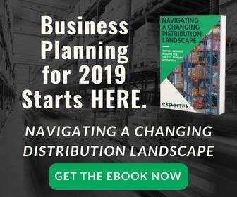 Distributors, start your 2019 business planning by downloading the Expertek ebook, Navigating a Changing Distribution Landscape.
