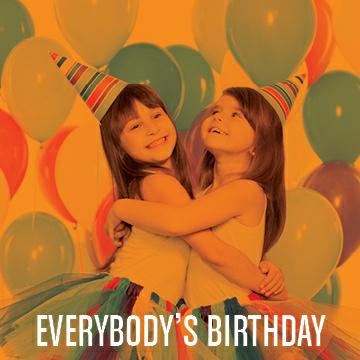 Everybody's Birthday