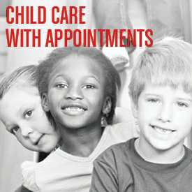 Child Care with Appointments