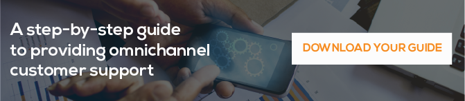 Download our free guide to using dynamics 365 for omnichannel support