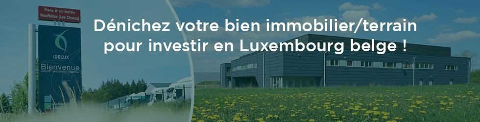 Trouver un bien immobilier en Luxembourg belge