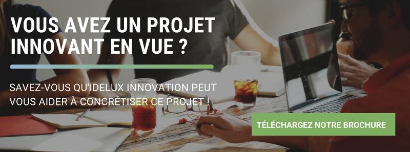 Vous avez un projet innovant en vue?