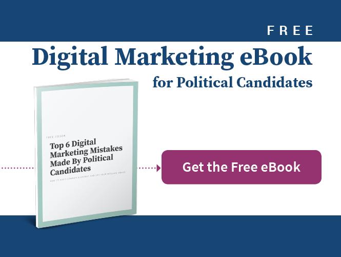 Digital marketing ebook for political candidates