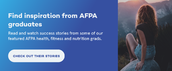 Find Your Inspiration: AFPA Graduates