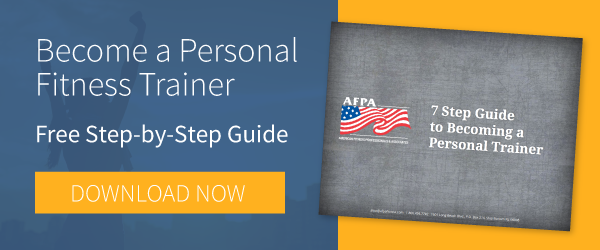 personal trainer certification - afpa vs ace