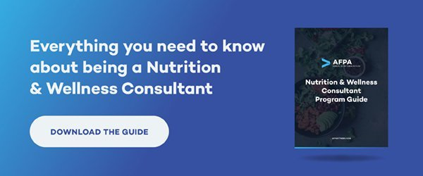 Learn what it takes to become a Nutrition & Wellness Consultant