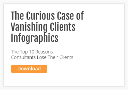 Check out the Curious Case of Vanishing Clients