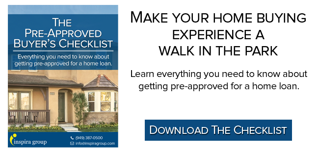 The Pre-Approved Buyer's Checklist