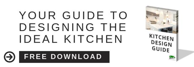 design the ideal kitchen