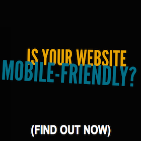 mobile friendly websites