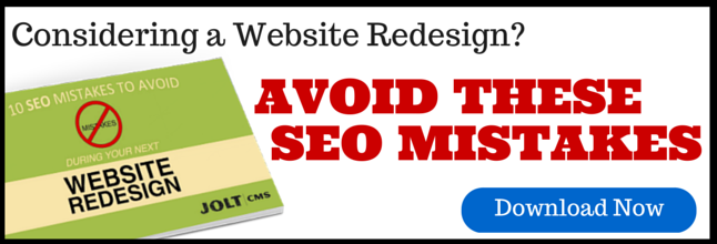 website redesign seo mistakes