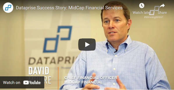 Watch Our Financial Industry Success Story